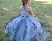 Alice in Wonderland... Full & Fluffy Tutu Dress