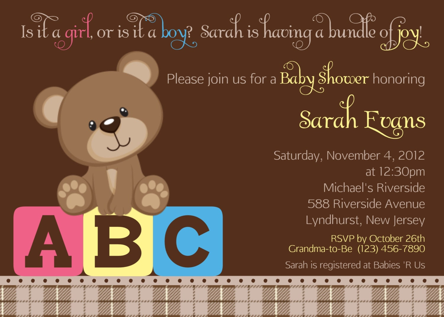 Baby Shower Cowboy Invitations was luxury invitations ideas