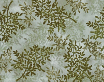 Bella verona Collection by Wing and a Prayer for Timeless Treasures c8589 Sage 1 yard