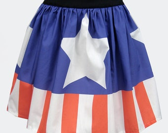 The Captain Full Skirt