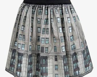 City Building Full Skirt