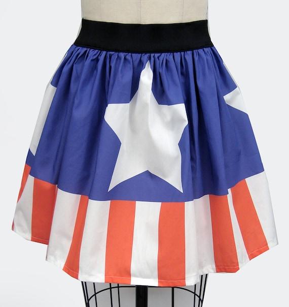 The Captain Full Skirt