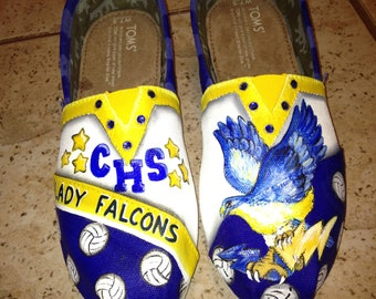 School Spirit Shoes