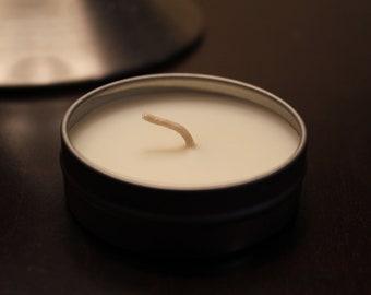 2oz soy medatation candle
