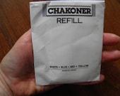 Japanese Chakoner refill chalk - white