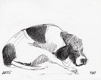 ARTU' - Original Drawing