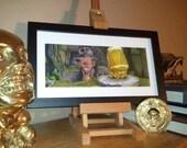 "Indiana Jones - Idol 5""x11"" Poster Print"