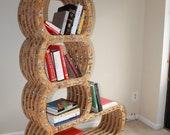 Caterpillar Bookcase - One-of-a-kind original design