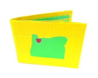 Portland Oregon Duct Tape Wallet