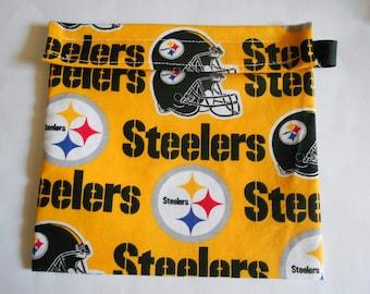 Steelers Reusable Sandwich bag