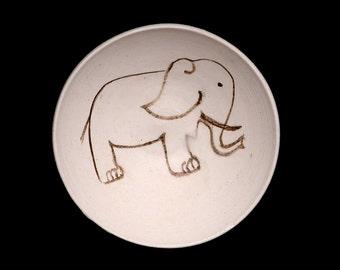 little elephant bowl
