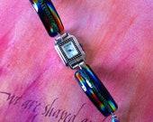 Dichroic Glass Watch