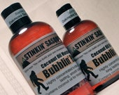 8oz Mens Coconut Oil Moisturizing Bubblin' Bath, Bigfoot, Yeti, Sasquatch, Stinkin Sasquatch, Stinking Sasquatch, Lotions and Potions