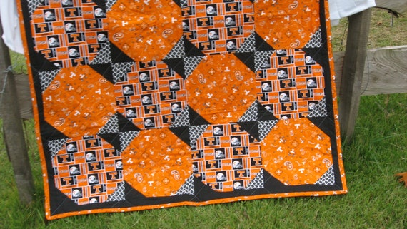 University Of Tennessee Go Vols Quilt