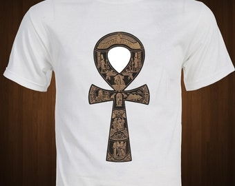 Ankh Egyptian Symbol T-Shirt