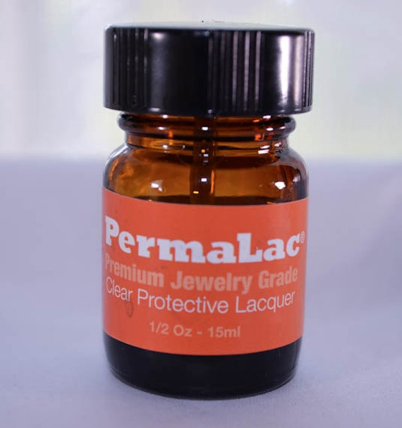PermaLac Metal Sealer, Clear Protective Lacquer, Metal Sealer