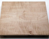 Curly Maple Cutting Board