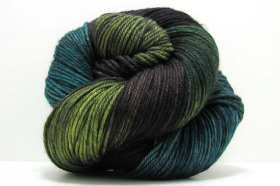 Merino DK Yarn in Nerrivik by String Theory