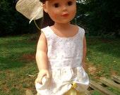 "Southern Belle Dress for 18"" Dolls"