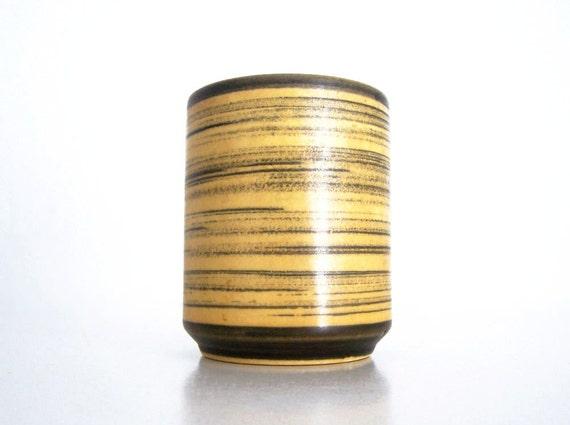 Vintage // Knabstrup Keramik // Vase // Denmark