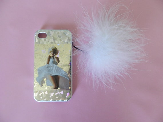 GINGER SPICE / spice girl hologram iphone 4 case