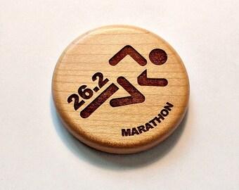 26.2 - Marathon - Fridge Magnet