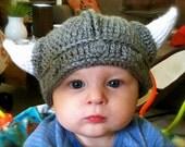Erik the Red- Conqueror Viking Hat