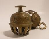 Brass Elephant Bells
