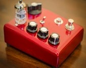 Vintage Tube 2-in-1 Booster/Tremolo Guitar Pedal - Made to Order - Handwired by GnarHeel Pedal Co