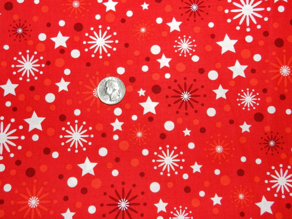 O tinsel tree fabric by the yard from thefabricfox on