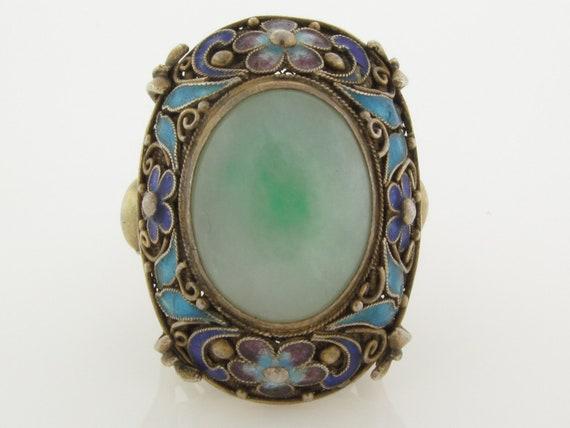 Art Nouveau Revival Ring