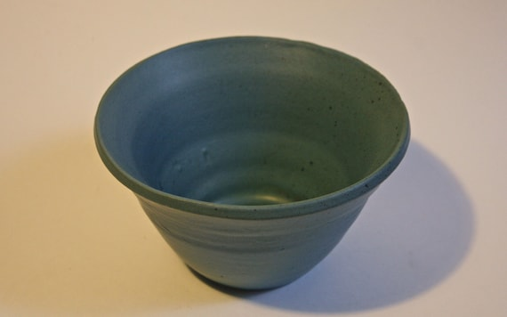 Pale Blue Stoneware Bowl