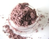 Wild Heather Mineral Eyeshadow - Mineral Makeup  - Mauve - Natural Mineral Cosmetics - Bath and Beauty