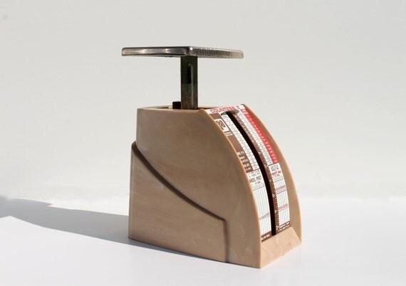 Postal Scale - Kitchen Scale - 1970s