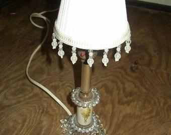 Small Antique Lamp