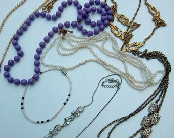 Vintage Assorted Lot of Jewerly
