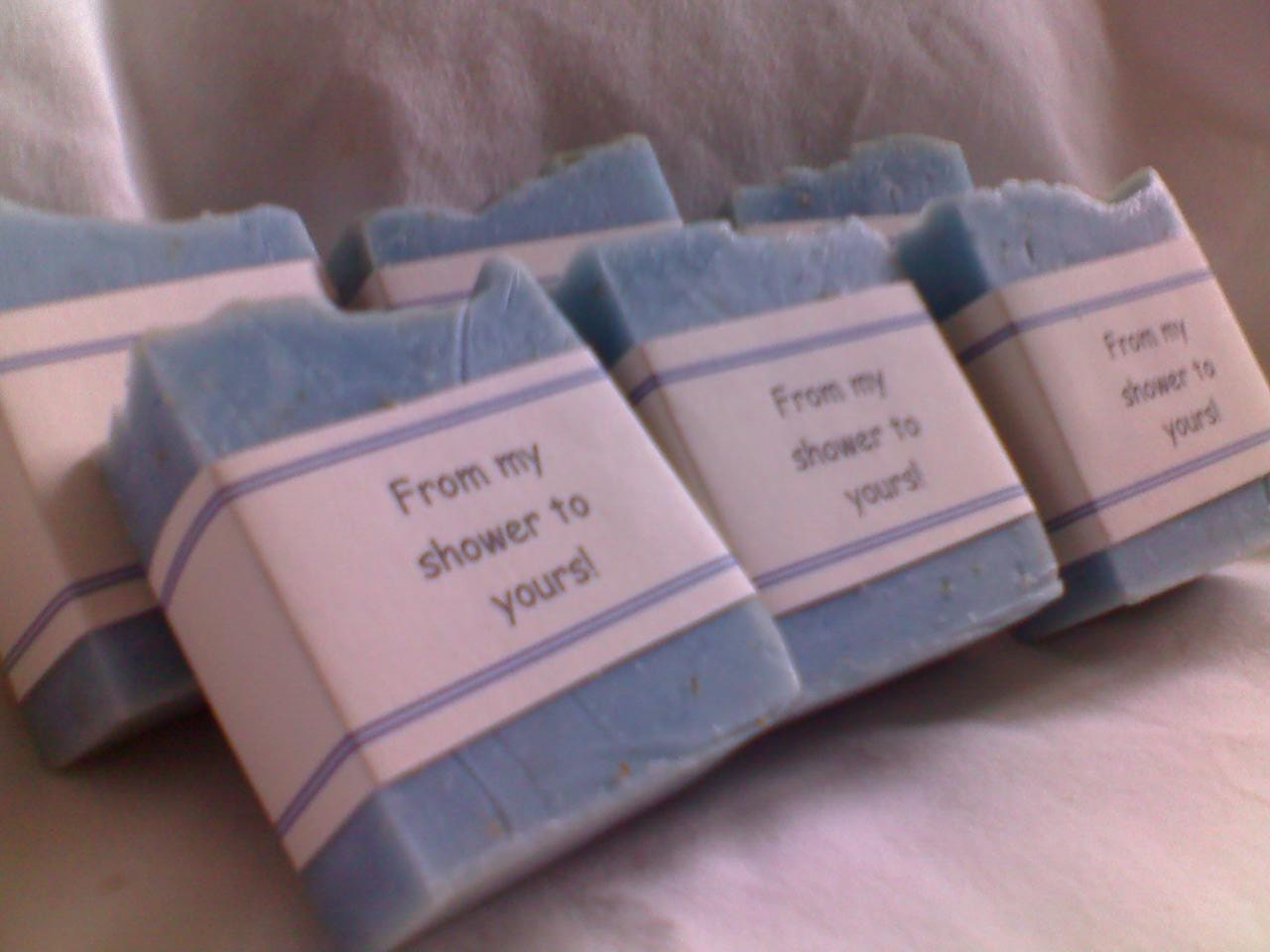 boy baby shower soap favors by humbleweedsoaps on etsy
