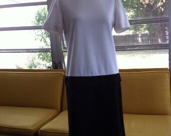 70's mod inspired dress