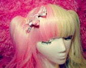 Lolita Lace Baby Pink Small Bows