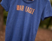 "Women's Auburn ""War Eagle"" Vintage Tee"