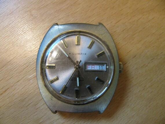 Vintage Dumai Wrist Watch