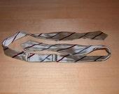 Men's Striped Bowtie by London Beau
