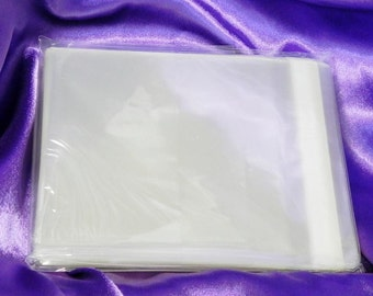 Greeting bags etsy clear greeting card envelope crystal clear envelope protective sleeve clear cello bag for m4hsunfo Images