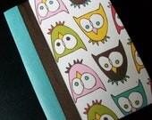 Mini Owl Journal