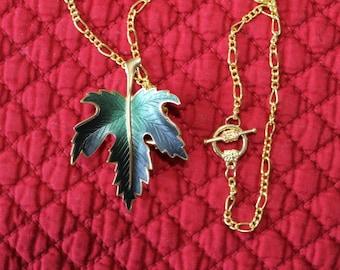 Autumn Leaf 3, Gorgeous Green Maple Leaf, Autumn, Fall, Seasonal, Autumn Birthday gift, Christmas gift, Graduation gift,Green leaf