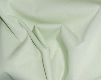 """PUL Fabric 1 mil CELADON GREEN 58/60"""" By the Yard"""