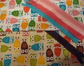 Custom Owl Bag Set