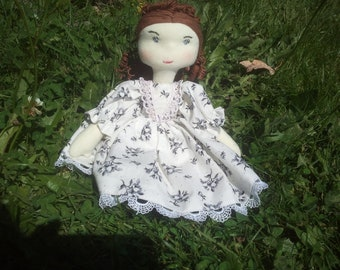 Edwina. a victorian doll