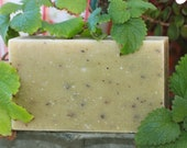 The Invigorating  Peppermint Bar Soap has the perfect balance to help you start your day.