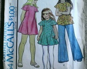 Vintage McCall's Pattern 4454